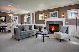 Traditional Livingroom by Traditional Living Room With Chair Rail By Lisa Lucas Zillow