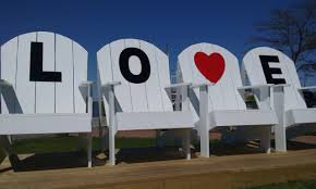 Love Chairs Lovework In Chincoteague Virginia Is For Lovers