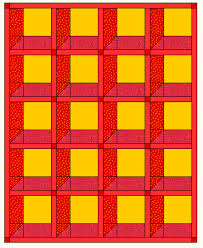 attic windows quilt top layouts the easy way to make it