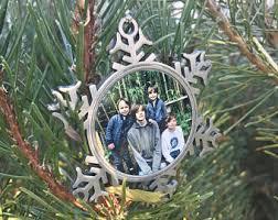photo ornament etsy