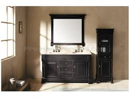 Black Bathroom Vanity Fabulous Design Ideas Using Silver Single Hole Faucets And