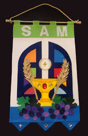 communion kits communion banners here is one 1st communion banner made by