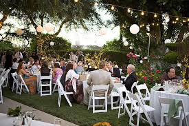 Simple Backyard Wedding Ideas by Triyae Com U003d Easy Backyard Wedding Ideas Various Design