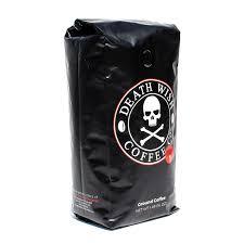 death wish ground coffee bundle deal the world u0027s strongest coffee
