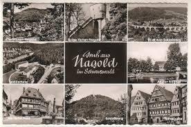 Plz Bad Herrenalb Ak Schwarzwald Gruss Zvab