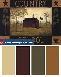 Best  Country Color Scheme Ideas On Pinterest Country Paint - Country bedroom paint colors