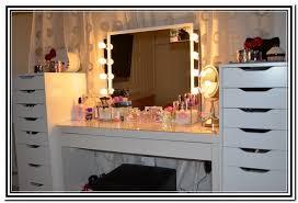 ikea makeup vanity ikea makeup lights round table to buy images stunning makeup vanity