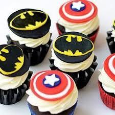 fondant superhero cupcake toppers by mjtabush on etsy superman