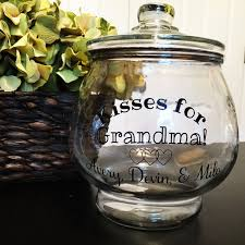personalized cookie jars custom personalized cookie jar large custom products ladida designz