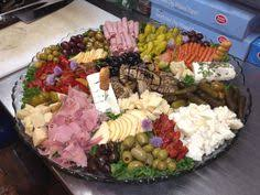 wegmans catering antipasto tray created for a catering