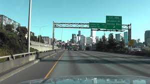 South Seattle Community College Driving Through Seattle Wa On I 5 Youtube