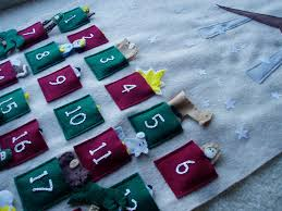 nativity advent cutesy crafts