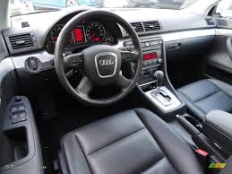 2004 Audi A4 Interior Black Interior 2008 Audi A4 2 0t Quattro S Line Sedan Photo