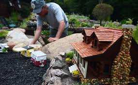 group of garden railway hobbyists grows in popularity in the twin