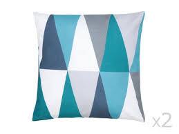 coussin decoration canapé coussin rideau et housse de canapé pour personnaliser votre déco