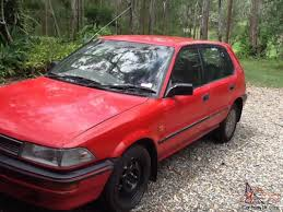 corolla sx 1990 5d hatchback 5 sp manual 1 6l electronic f inj in