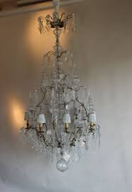 antique chandelier restoration project antique chandelier from frame to fairy tale