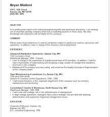 Warehouse Distribution Resume Best Custom Essay Writers Sites Paramedic Graduate Resume