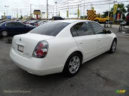 nissan altima 2005 images 2005 nissan altima 2 5 s in satin white pearl photo 6 244651