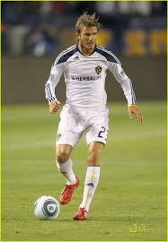 david beckham back in with the l a galaxy photo 2481454