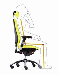Ergonomic Computer Chair With Footrest And Headrest Also Adjustable Laptop Holder Ergonomic Office Chairs The Fineback Furniture Blog