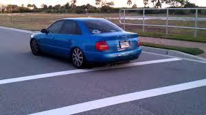 2000 audi a4 1 8 t review b5 audi a4 1 8t quattro techtonics and magnaflow exhaust