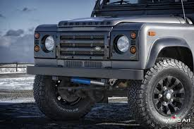 custom land rover defender land rover defender u2014 the auto art