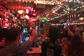 Top Ten Bars In Los Angeles Why Customers At This La Tiki Bar Toast Its Original Owner Every