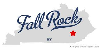 fall rock ky kentucky