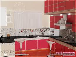 home design engineer tag for model kitchen design in kerala kerala style