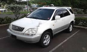 harrier lexus interior 2001 lexus rx 300 toyota harrier u2013 autolist st lucia cars suvs