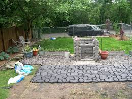 Quikrete Paver Mold by Patio In Progress We U0027ve Made Some Progress The Patio Is A U2026 Flickr