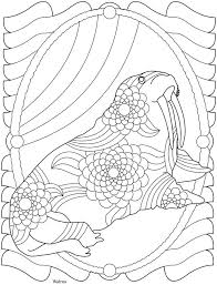 coloring page for walrus 136 best coloring pages images on pinterest adult coloring