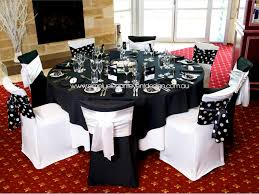Black And White Centerpieces For Weddings by Black And White Wedding Theme Images Of Black U0026 White Wedding