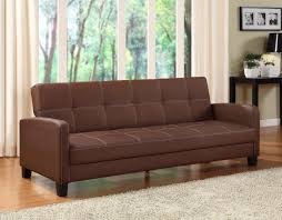 Apartment Sleeper Sofa by Furniture Tufted Light Brown Velvet Convertible Sofa Bed Mixed