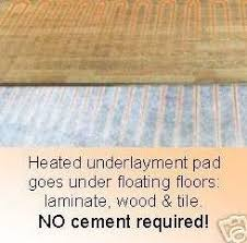 laminate floor heating helping you heat your laminate flooring