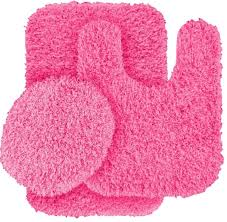 pink bathroom rugs and mats innovative amazing bathroom runner
