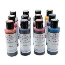 4 5 oz 12 colour kit americolor