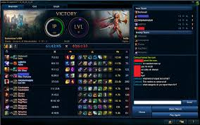 leveling up bots in league of legends