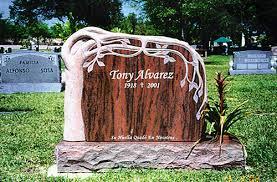 gravestones for sale companion upright headstones for sale at miami fl showroom