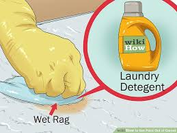 3 ways to blend acrylic paint wikihow 3 ways to get paint out of carpet wikihow