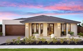 Single Story House Design Single Storey Skillion Roof Google Search House Facades