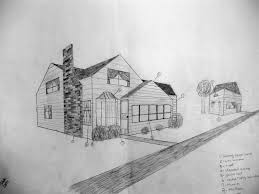 studio art architecture house drawings lesson plan art with