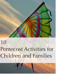 10 pentecost activities for kids and families traci smith