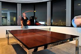 home ping pong table tabletennis by ryan vanderbilt design home tabletennis