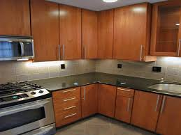 Contemporary Kitchen Cabinets As Kitchen Cabinet Ideas For Awesome - Slab kitchen cabinet doors