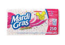 mardi gras napkins mardi gras paper napkins 250 count printed 250 00 ct ebay