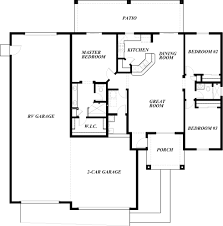 Floor Plans For Large Homes by Sunset Homes Of Arizona Experienced Builder