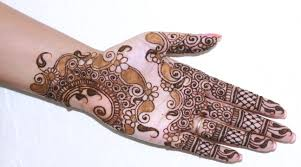 eid special how to apply henna mehendi tattoo on hand step by