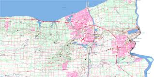niagara on free topo map 030m03 at 1 50 000